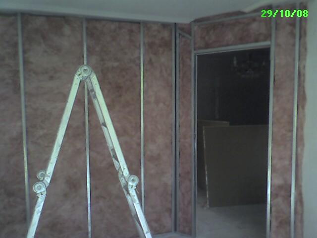 Muros tablaroca guadalajara durock imperllanta utilcel venta e instalacion plafones - Fibra de vidrio aislante acustico ...