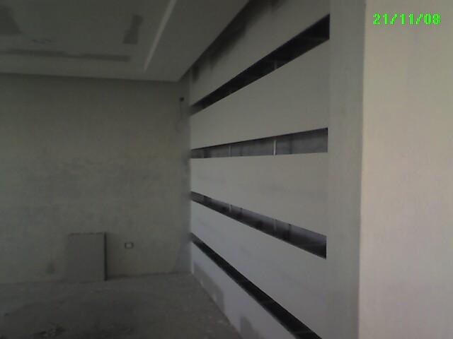 Muros tablaroca guadalajara durock imperllanta utilcel for Plafones luz pared