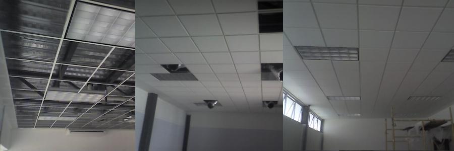Tablaroca guadalajara precios durock plafones armstrong for Plafones de luz de pared