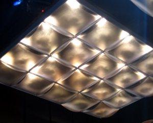 Como instalar plafones usg video ver precios en linea for Plafones luz pared
